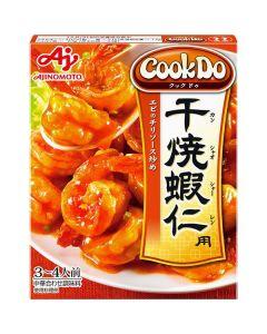 CookDo 干焼蝦仁用 3-4人前
