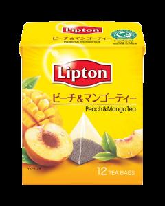 リプトン ピーチ&マンゴーティー(12バッグ入)