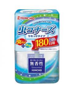 KINCHO 虫コナーズ リキッドタイプ 180日用 無香性 400ml