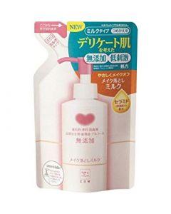 牛乳石鹸 無添加メイク落とし ミルク 詰替 130ml