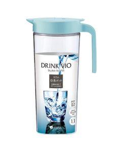 冷水筒 ドリンクビオ グリーン 1.1L