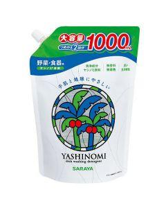 ヤシノミ洗剤 食器 無香料・無着色 詰替用 1L