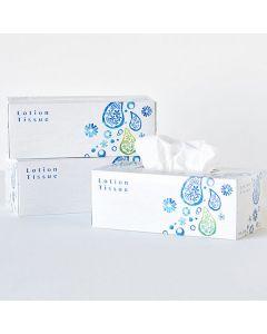 大王製紙 エリエール贅沢保湿ローションティシュ 限定デザイン 200組 3箱入