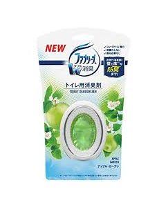 ファブリーズW消臭 トイレ用 置き型 アップル・ガーデンの香り 6ml 消臭剤