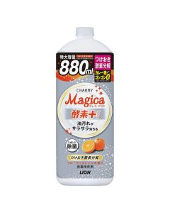 チャーミー magica 酵素プラス オレンジ 詰替 大型 880ml