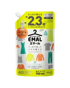 エマール リフレッシュグリーンの香り 詰替 900ml