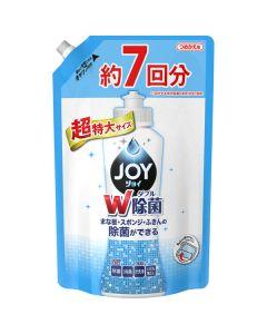 ジョイコンパクト W除菌 微香 超特大 7回分詰替 1065ml