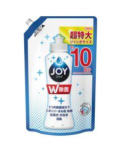 ジョイコンパクト W除菌 微香 超特大 10回分詰替1330ml